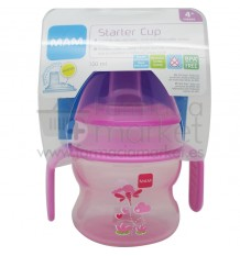 Mam Baby Taza Starter Cup Rosa 150 ml