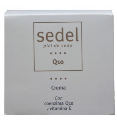 Sedel crema coenzima q10 y vitamina E piel seca 50 ml