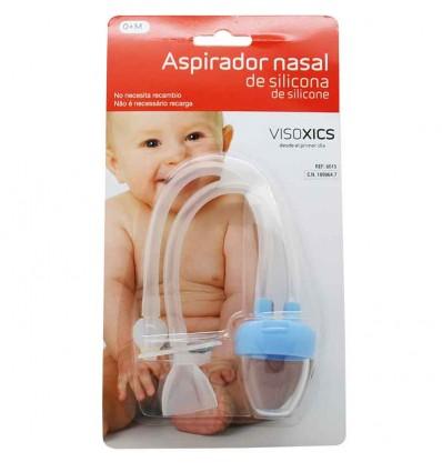 Visoxics Aspirador nasal de silicona sin recambios