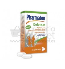 Pharmaton Defensas 28 capsulas