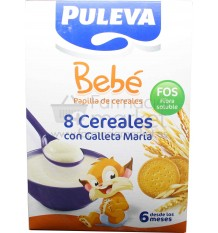 puleva cereales galleta maria