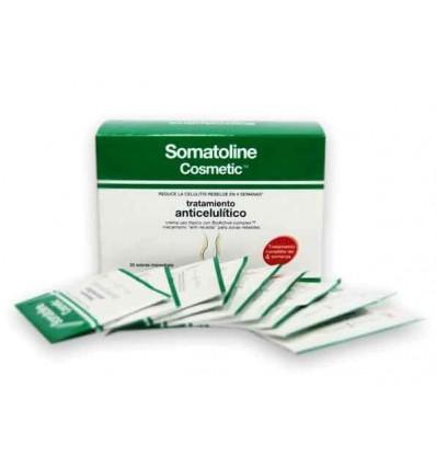 Somatoline Cosmetic Anticelulítico 30 sobres monodosis