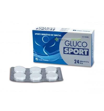Glucosport 24 comprimidos