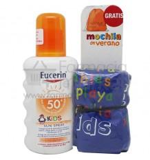 Eucerin Solar Niños 50 Spray 200 ml