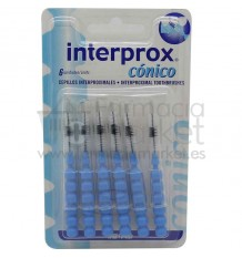 Interprox Cepillo Interproximal Conico 6 unidades