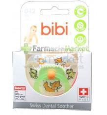Bibi Chupete Latex Verde 0-12 meses
