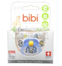 Bibi Chupete Latex Azul 12-36 meses