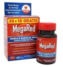 Megared 30 capsulas mas 10
