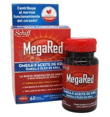 Megared 60 capsulas