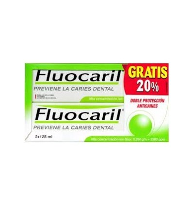 Fluocaril pasta envase ahorro duplo