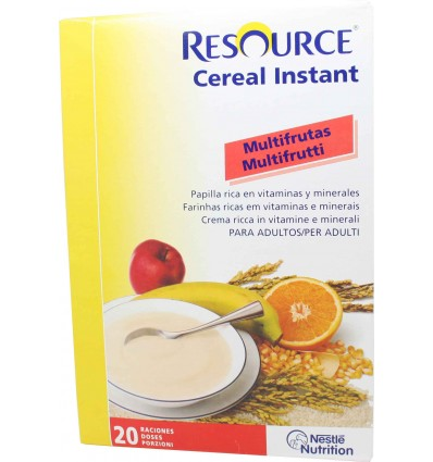 resource cereales instant multifrutas