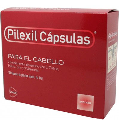 pilexil 150 capsulas