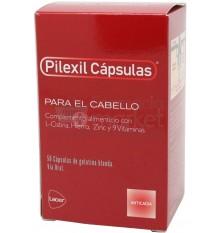Pilexil Capsulas 50 unidades