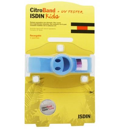 citroband Uv tester pulsera antimosquitos niños