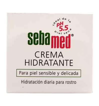 Sebamed Crema Facial Hidratante Piel sensible 75 ml
