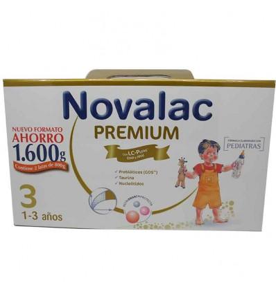 Novalac 3 premium Duplo 1600 g