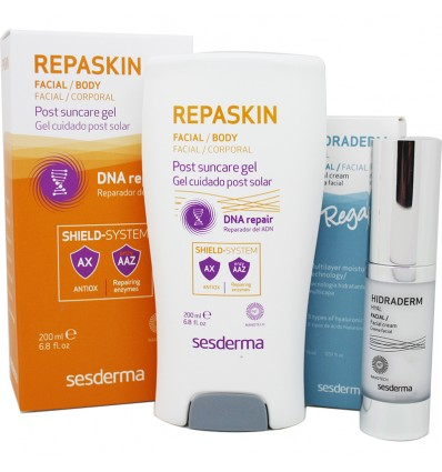 Sesderma Repaskin Gel Post solar 200 ml