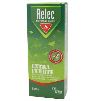 Relec Extra Fuerte Repelente Mosquitos 75 ml