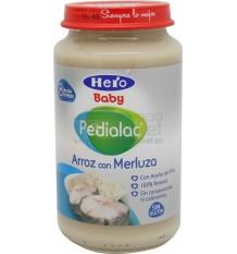 Pedialac Hero Potito Arroz Merluza 250g
