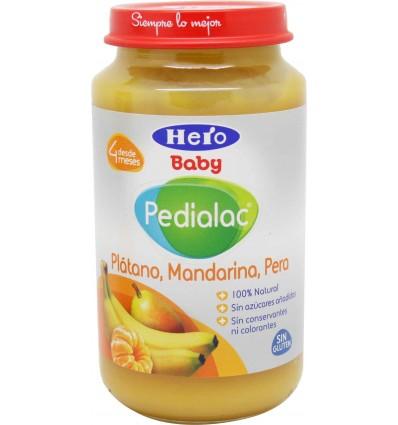 Pedialac Platano, Manzana y Pera Potitio Frutas