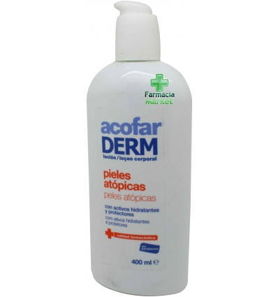 Acofarderm Pieles Atopicas Locion Corporal 400 ml
