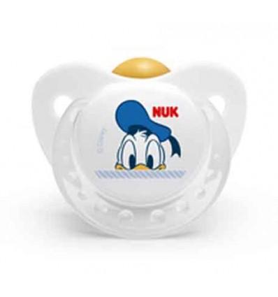 Nuk Chupete Latex Pato Donald T2 6-18 meses