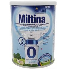 Miltina 0 Prematuros 400 g