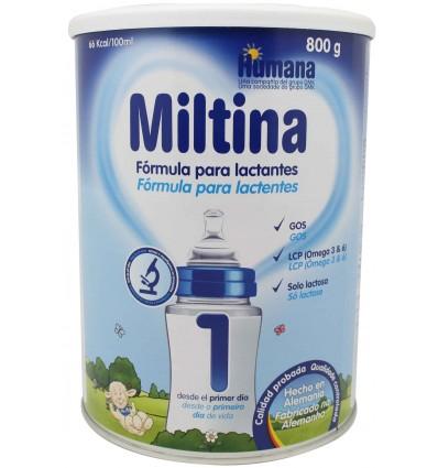 Miltina 1 recien nacido 800 gramos