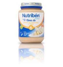 Nutriben Potito Cena Crema de Verduras y Pavo 200 g