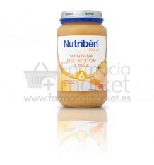 Nutriben Potito Manzana Melocoton Piña 250 g
