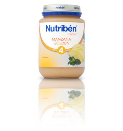 Nutriben Potito Manzana Golden