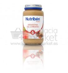 Nutriben Potito Menestra de Cordero 250 g