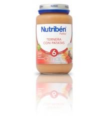 Nutriben Potito Ternera con Patatas 250 g