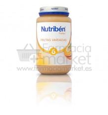 Nutriben Potito Frutas Variadas 250 g