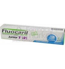 Fluocaril Pasta Dientes Junior Bubble 50 ml