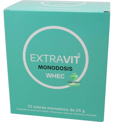 Whec Extravit Naranja 10 monodosis