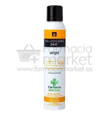Heliocare 360 Airgel Corporal 200 ml