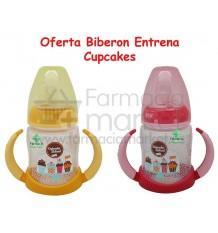 Nuk Biberon Entrena Cupcakes 150 ml