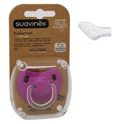 Suavinex Chupete Silicona Meaningful Life +12 meses