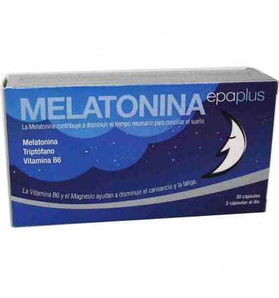 Epaplus Melatonina 30 capsulas