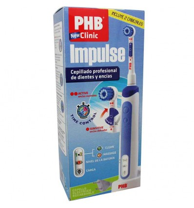 phb clinic cepillo impulse elctrico