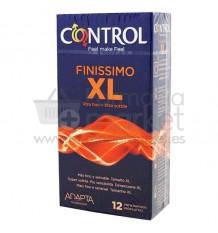 Preservativos Control finissimo XL