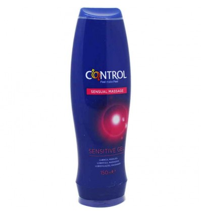 lubricante control sensual massage 150 ml