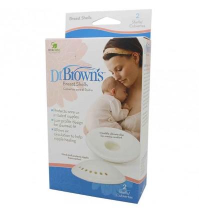 Dr Browns Conchas Protectoras del pezon