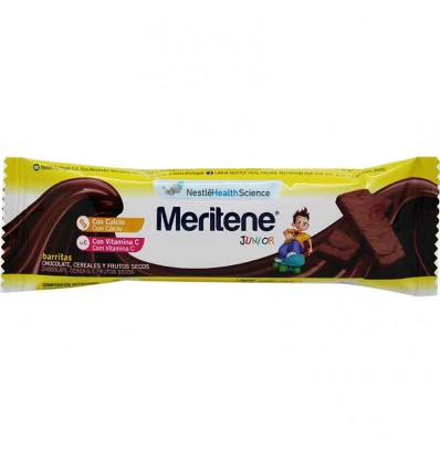 meritene junior barritas composicion
