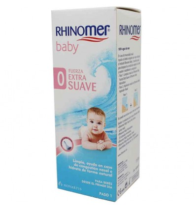 Rhinomer Baby Fuerza Extra Suave 135 ml