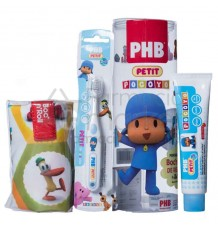 Phb Cepillo Infantil Petit Pack Pocoyo