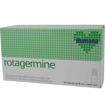 Rotargemine 9 g 10 frascos