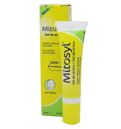 Mitosyl Gel de Arnica Roll On 15 ml