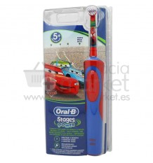 Oral B Cepillo infantil stages power cars